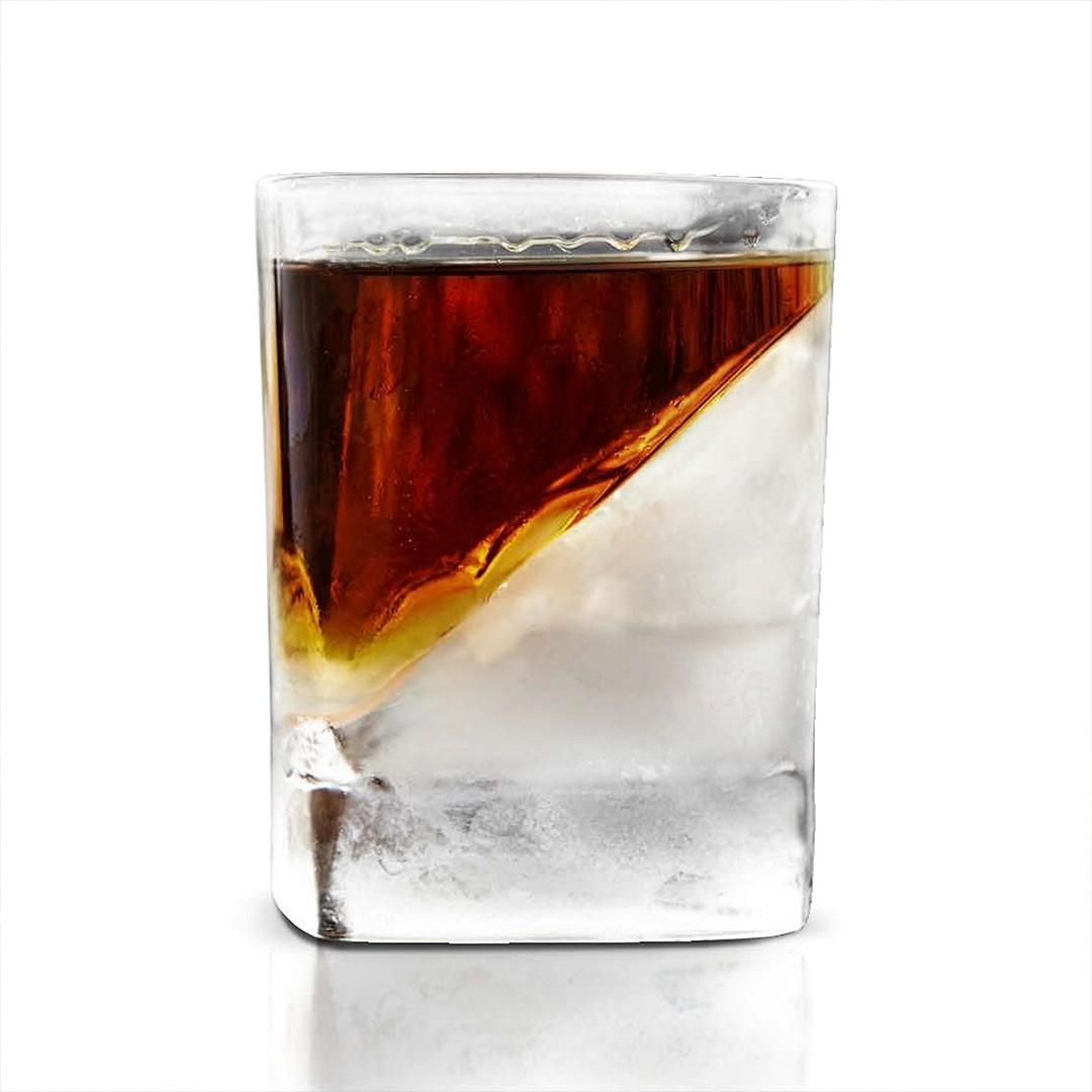 verre whisky double paroi whiskey wedge doyon despr s. Black Bedroom Furniture Sets. Home Design Ideas