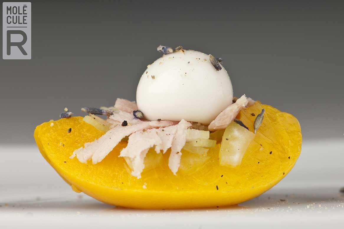 Cuisine r volution doyon cuisine - Cuisine moleculaire quebec ...