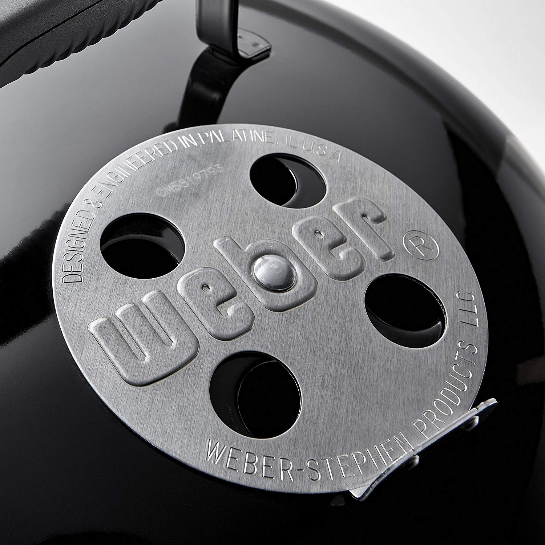 "BBQ au charbon Jumbo Joe 18"" - Noir"