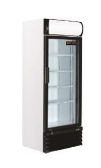 R frig rateur une porte vitr e 13 pi blanc doyon despr s Refrigerateur une porte