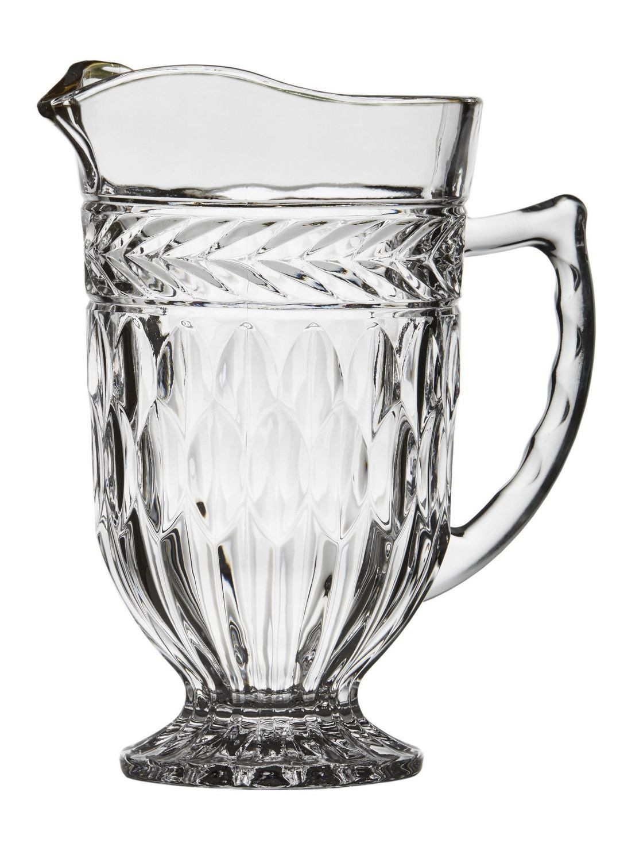 Ensemble pichet et verres highball en cristal Belvedere