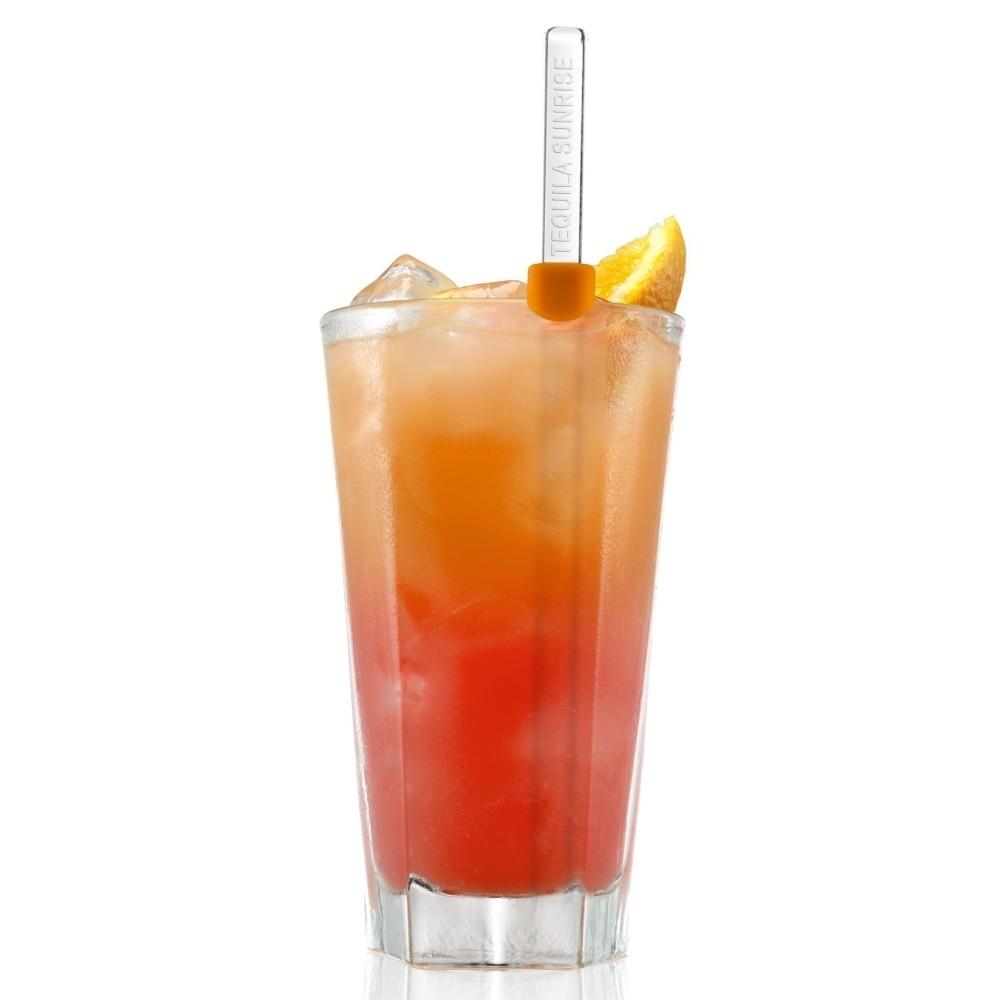 Ensemble de six bâtons à cocktail