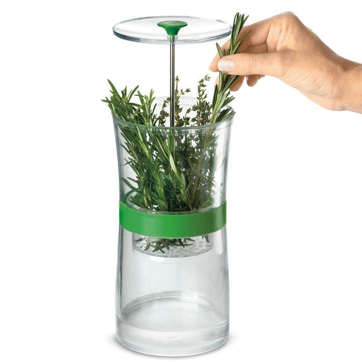 Récipient de conservation à fines herbes