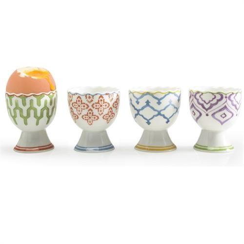 Ensemble de 4 coquetiers marrakech accessoires de table for Articles de cuisine quebec