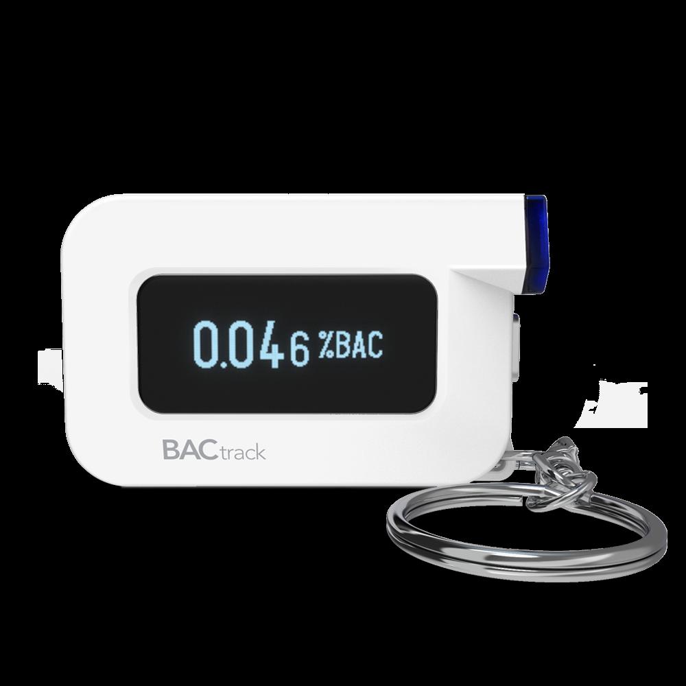 Éthylomètre format porte-clé BACtrack C6