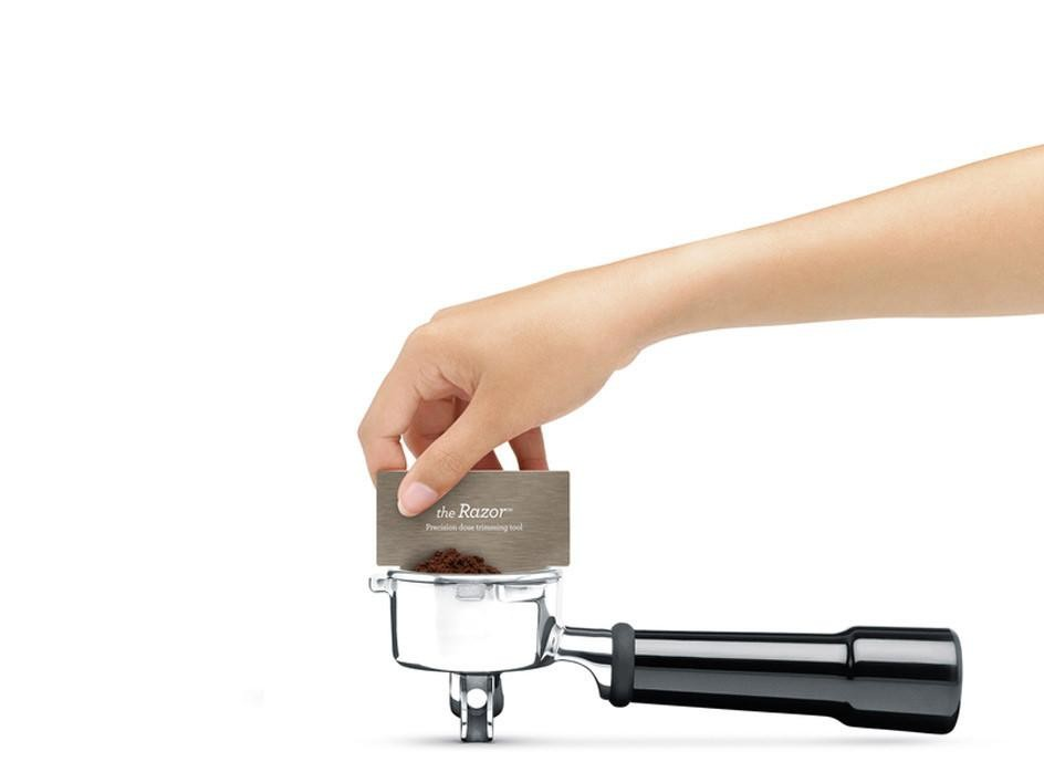 Machine à café manuelle Duo-Temp Pro  - Acier inoxydable