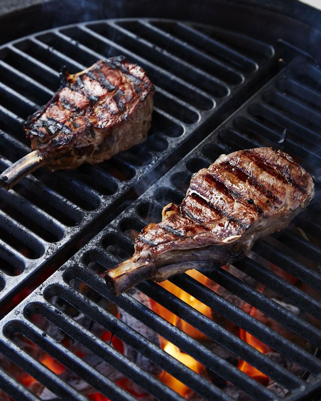 Initiation sur BBQ au charbon de bois
