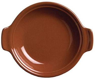 Oval au gratin 20,5 oz - Terracotta