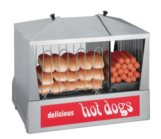 Réchaud à hot-dogs