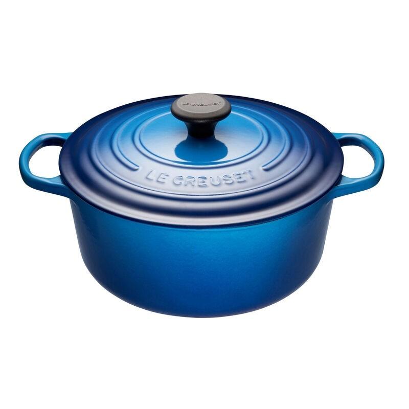 Cocotte ronde 4,2 L - Bleuet
