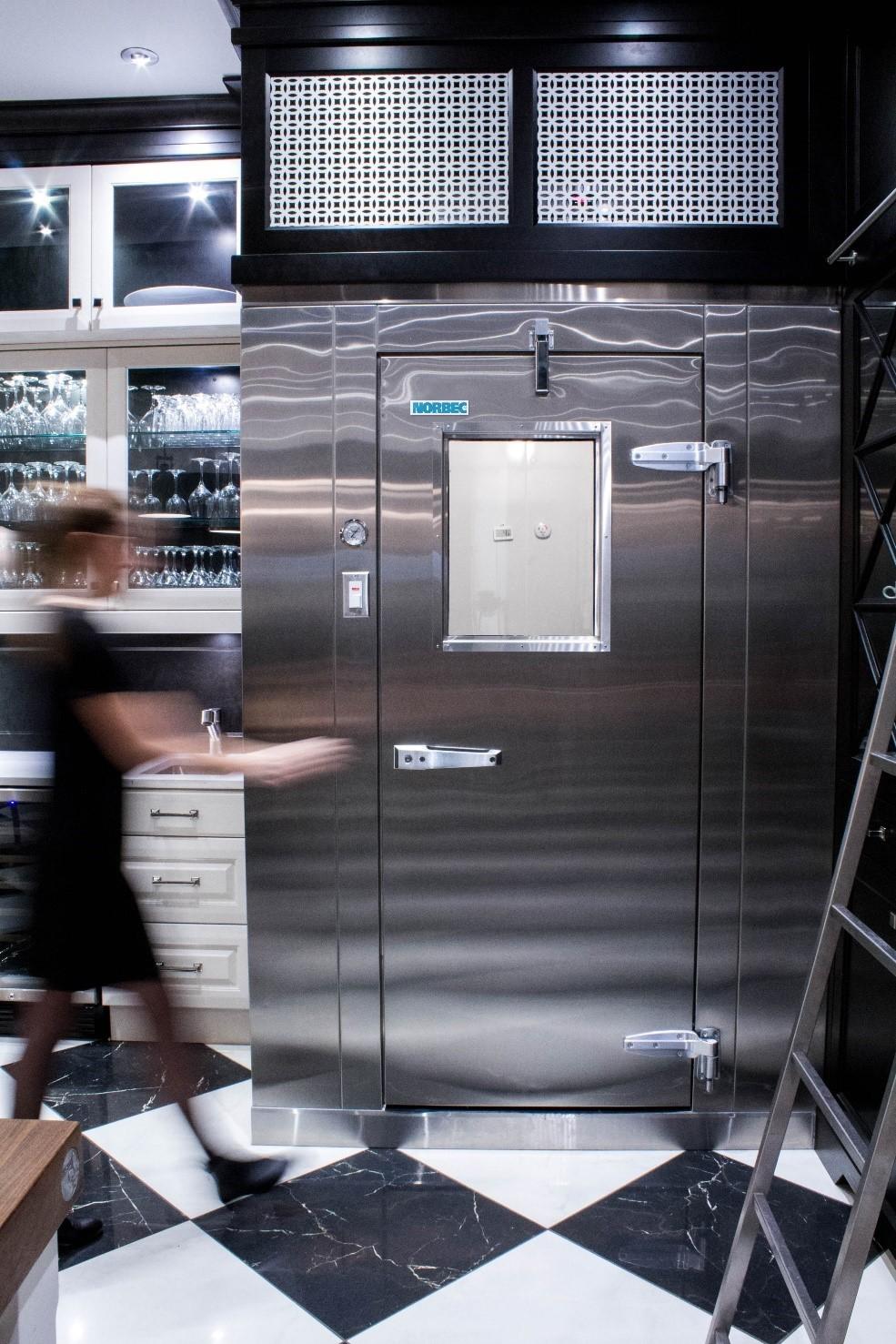 Chambre froide sur mesure chambres froides r frig ration quipement commercial doyon despr s - Chambre froide commercial ...