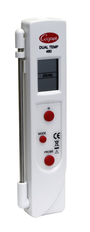 Thermom tre infrarouge et sonde doyon cuisine - Sonde temperature cuisine ...