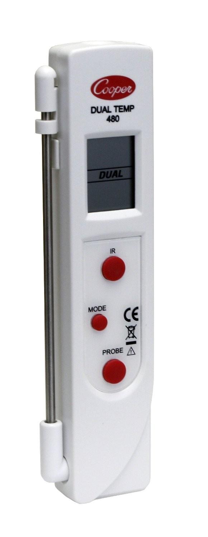 Thermom tre infrarouge et sonde doyon cuisine - Thermometre infrarouge cuisine ...