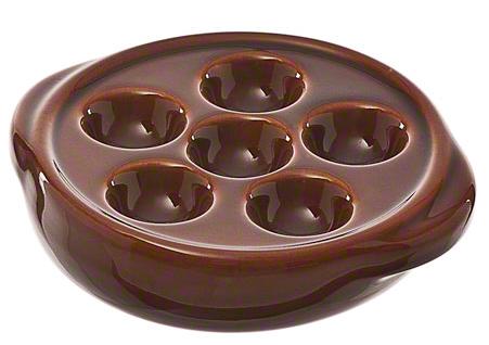 assiette escargots plats de cuisson cuisson accessoires de cuisine doyon despr s. Black Bedroom Furniture Sets. Home Design Ideas