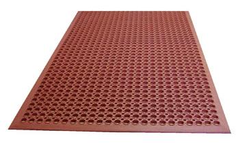 tapis anti fatigue en caoutchouc terracotta doyon cuisine. Black Bedroom Furniture Sets. Home Design Ideas