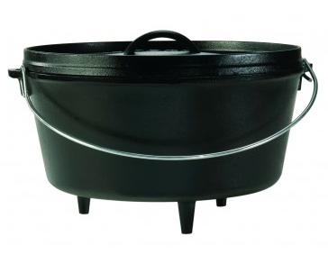 chaudron de fonte pour camping 8 pintes doyon cuisine. Black Bedroom Furniture Sets. Home Design Ideas