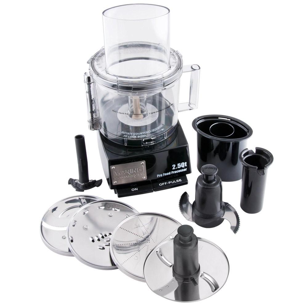 Robot culinaire - 2,5 pintes / 0,75 HP