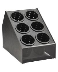 Module à ustensiles à six compartiments