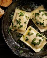 Les pâtes farcies à l'italienne