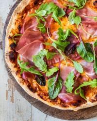 La confection des pizzas