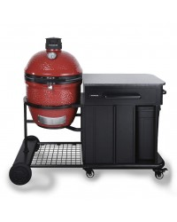 Chariot modulaire pour BBQ Classic