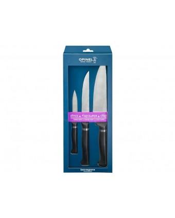 Ensemble de couteaux trois pièces - Intempora