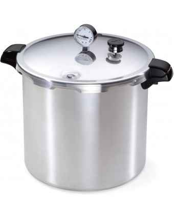 Autocuiseur en aluminium à induction 21,75 L