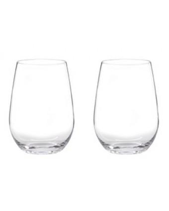 Ensemble de deux verres à vin blanc 13,25 oz - O