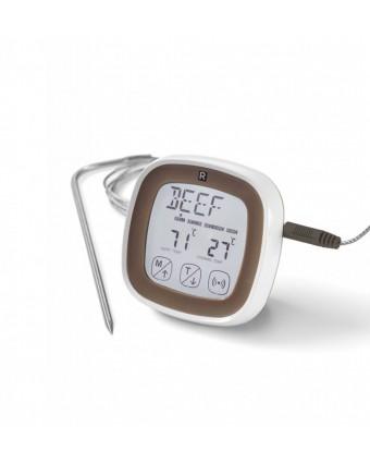Thermomètre numérique à sonde (32°F à 572°F)