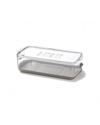 Récipient de conservation en plastique 5,4 L