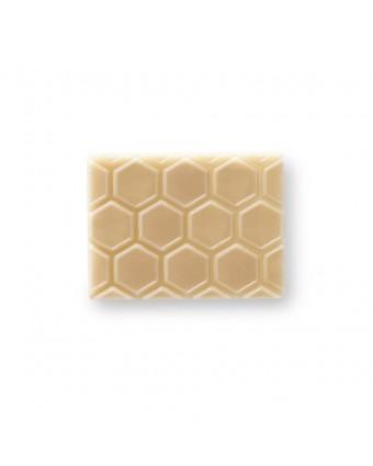 Bloc de cire d'abeille pour emballage alimentaire réutilisable