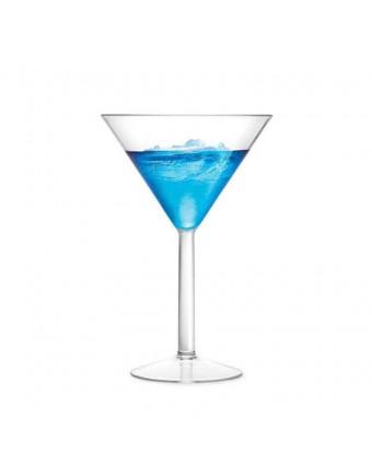 Ensemble de quatre verres à martini