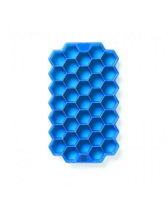 Moule à glaçons hexagonaux en silicone
