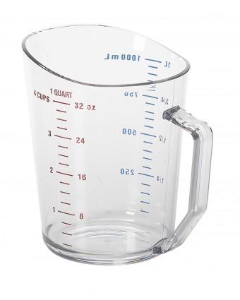 Tasse à mesurer en polycarbonate Camwear - 1 L