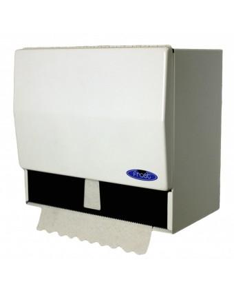 Distributeur à papier universel en acier