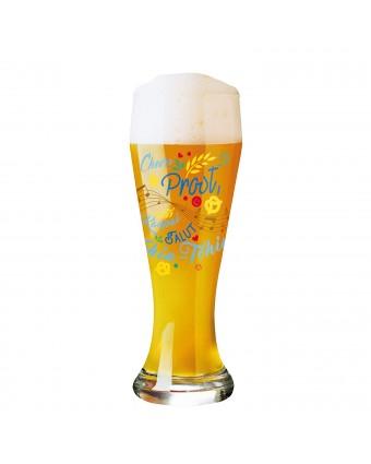 Verre à bière 17,6 oz - Jacquart 2017