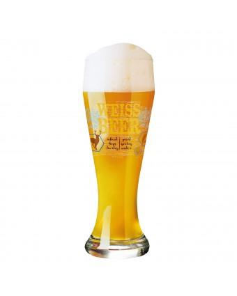 Verre à bière Weizen 17,6 oz - Wilson 2017