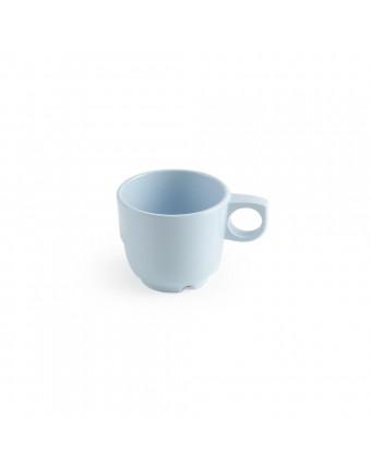 Mug en mélamine 8 oz – Miralyn bleu