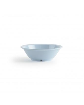Bol rond en mélamine ultra-résistant 4 oz – Miralyn bleu
