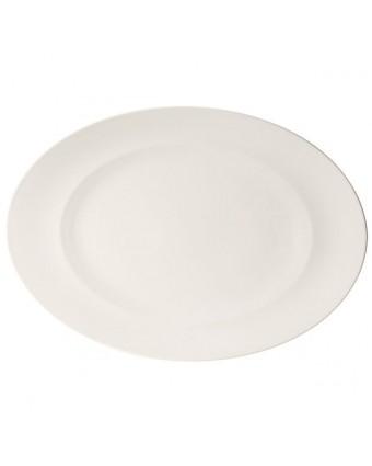 """Assiette de service ovale 16"""" - For Me"""