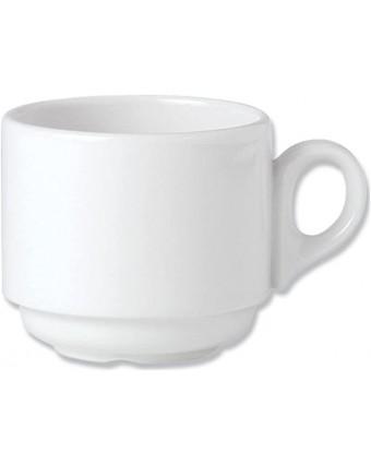 Tasse empilable en porcelaine 7,5 oz - Simplicity