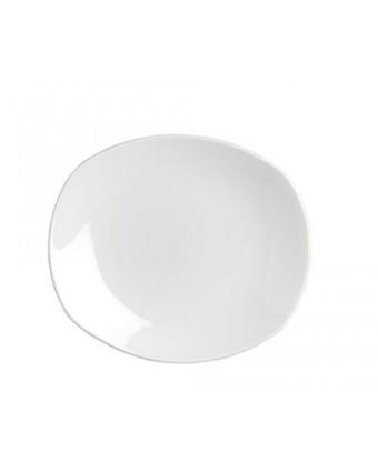 """Assiette ovale 10"""" x 9"""" - Taste"""