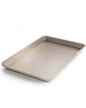 Plaque de cuisson en métal renforcée de céramique 13'' x 18''