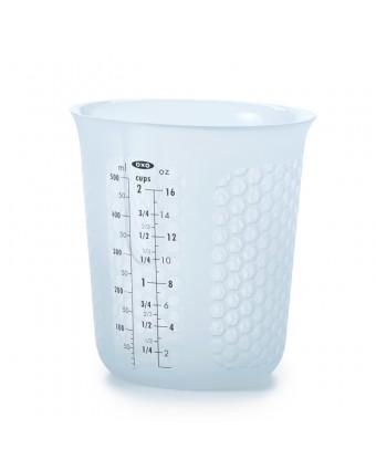 Tasse à mesurer en silicone - 500 ml