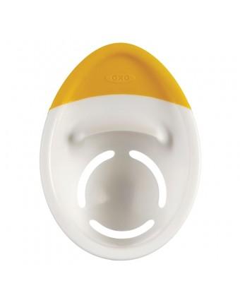 Séparateur à œuf trois-en-un