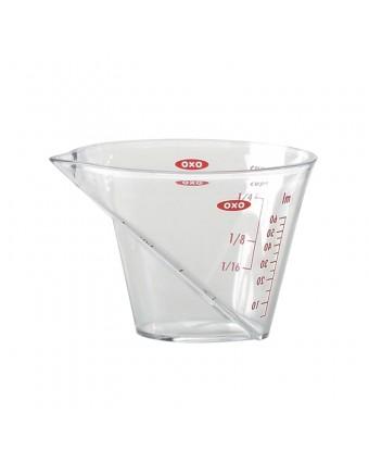 Tasse à mesurer en plastique - 60 ml