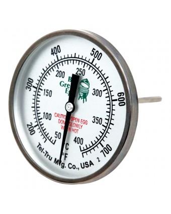 """Thermomètre de remplacement 3"""" pour BBQ BGE"""