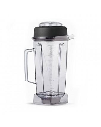 Récipient en polycarbonate pour les mélangeurs Vita-Prep et Drink Machine 64 oz