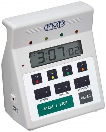 Minuterie numérique à quatre stations