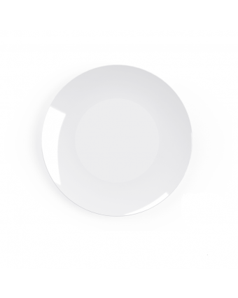"Assiette coupe ronde 12,6"" - Ariane Style"